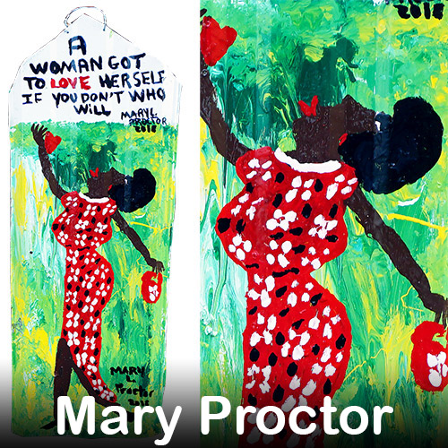 Mary Proctor