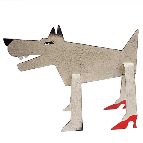 "Acme 7"" Fashion Dog DM216 SOLD"