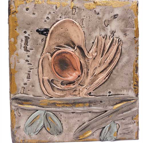 Art by Susan 5.5x6 Bird Wood Block WP1387