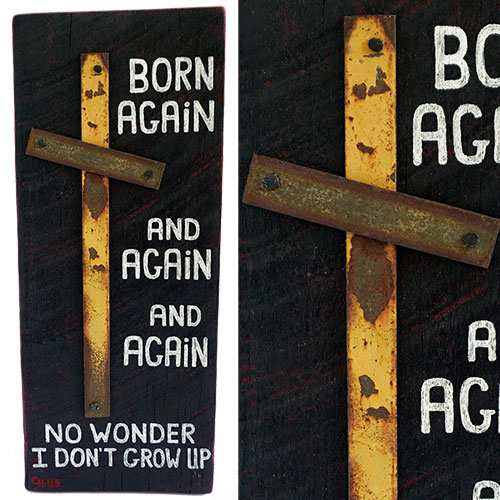 Chub Hubbard Born Again WP1212