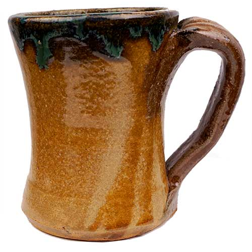 David Meaders Mug DP1739 SOLD