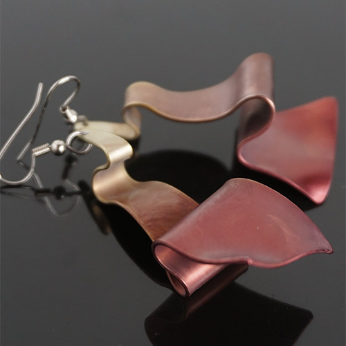 Eclat Ripples Earrings JE3796