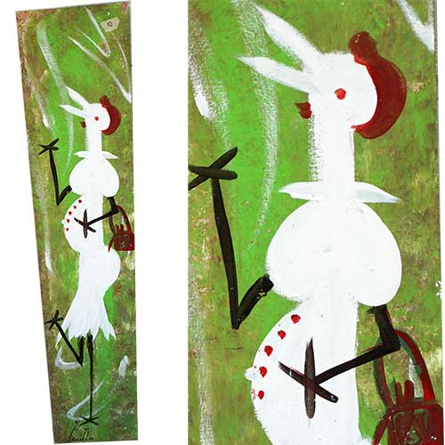 Ernest Lee 10x48 Chicken Panel WP1471