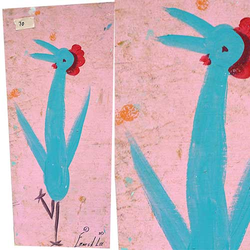 Ernest Lee 10x24 Chicken Panel WP1751