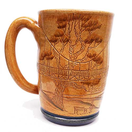 Eugene Liberty Bridge Mug DP1817