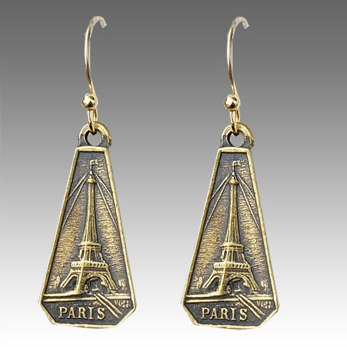 French Kande Eiffel Tower Earrings JE2634 SOLD
