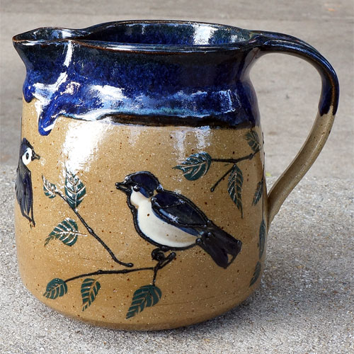 Gleason Blue Bird Pitcher, Med DP842