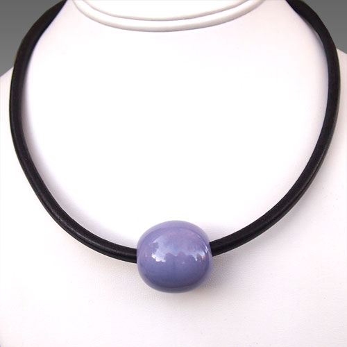Henriot Isis Lilac Necklace JN1392