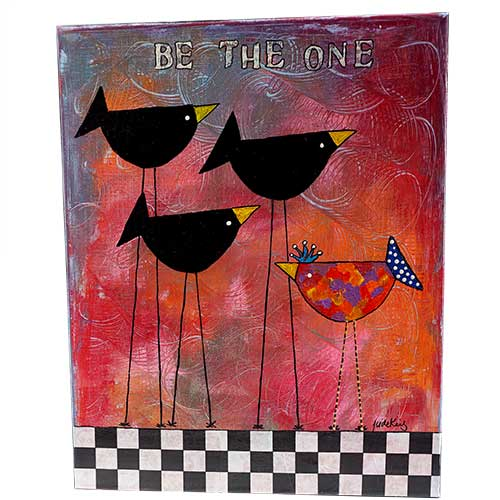 "Jude Kirby ""Be the One"" 16x20 WP1249"