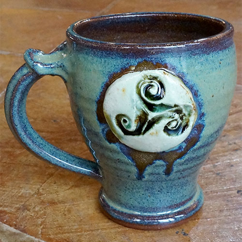 Krause Celtic Swirl Mug CP569