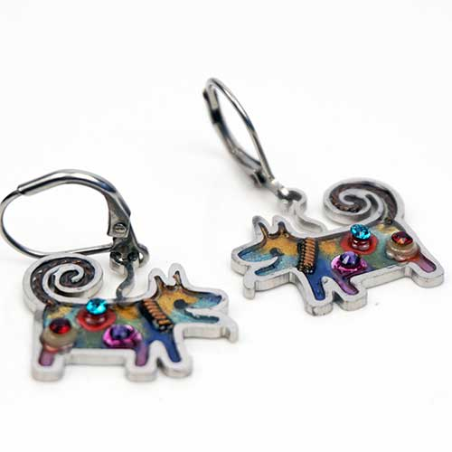 Seeka Other Dog Earrings JE4181