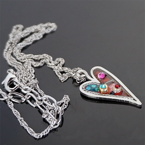 Seeka Heart Necklace JN1379