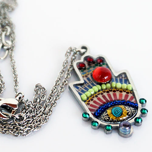 Seeka Hamsa Necklace JN2612