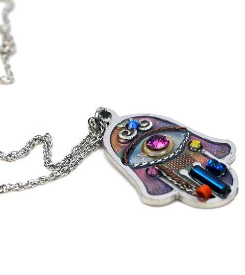 Seeka Hamsa Necklace JN2712