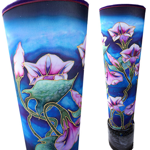 Woodsilks Morning Glory Large Lamp FL375