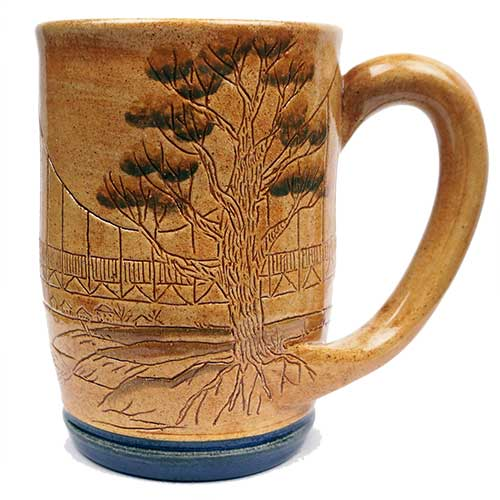 Eugene Liberty Bridge Mug DP1814