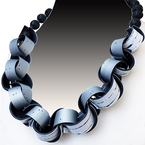 Wiwat Spiral Necklace JN2189