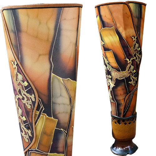 Woodsilks Sedona Large Lamp FL373 SOLD